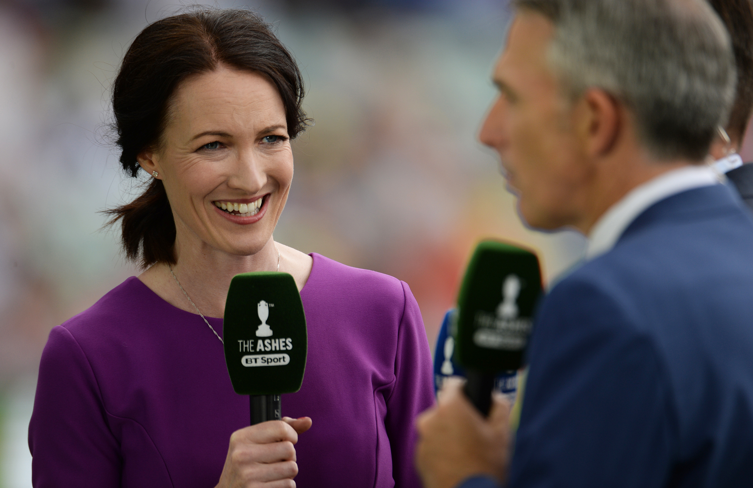 Englishwoman Alison Mitchell has been signed by Seven // Getty