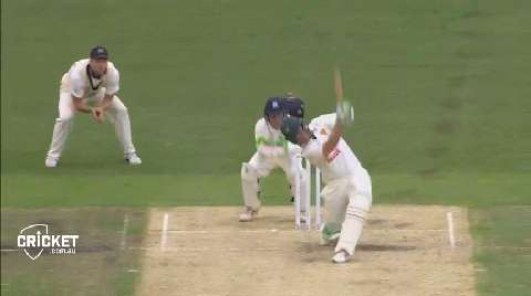 McDermott-marks-debut-with-maiden-fifty-still