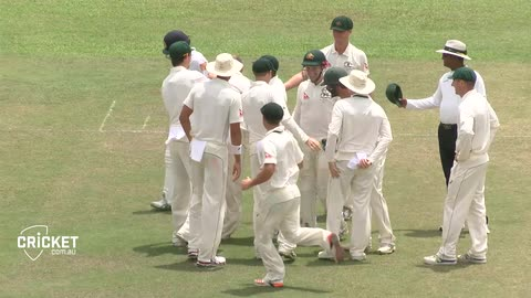 OKeefe-takes-10-Aussies-rout-Board-XI-still