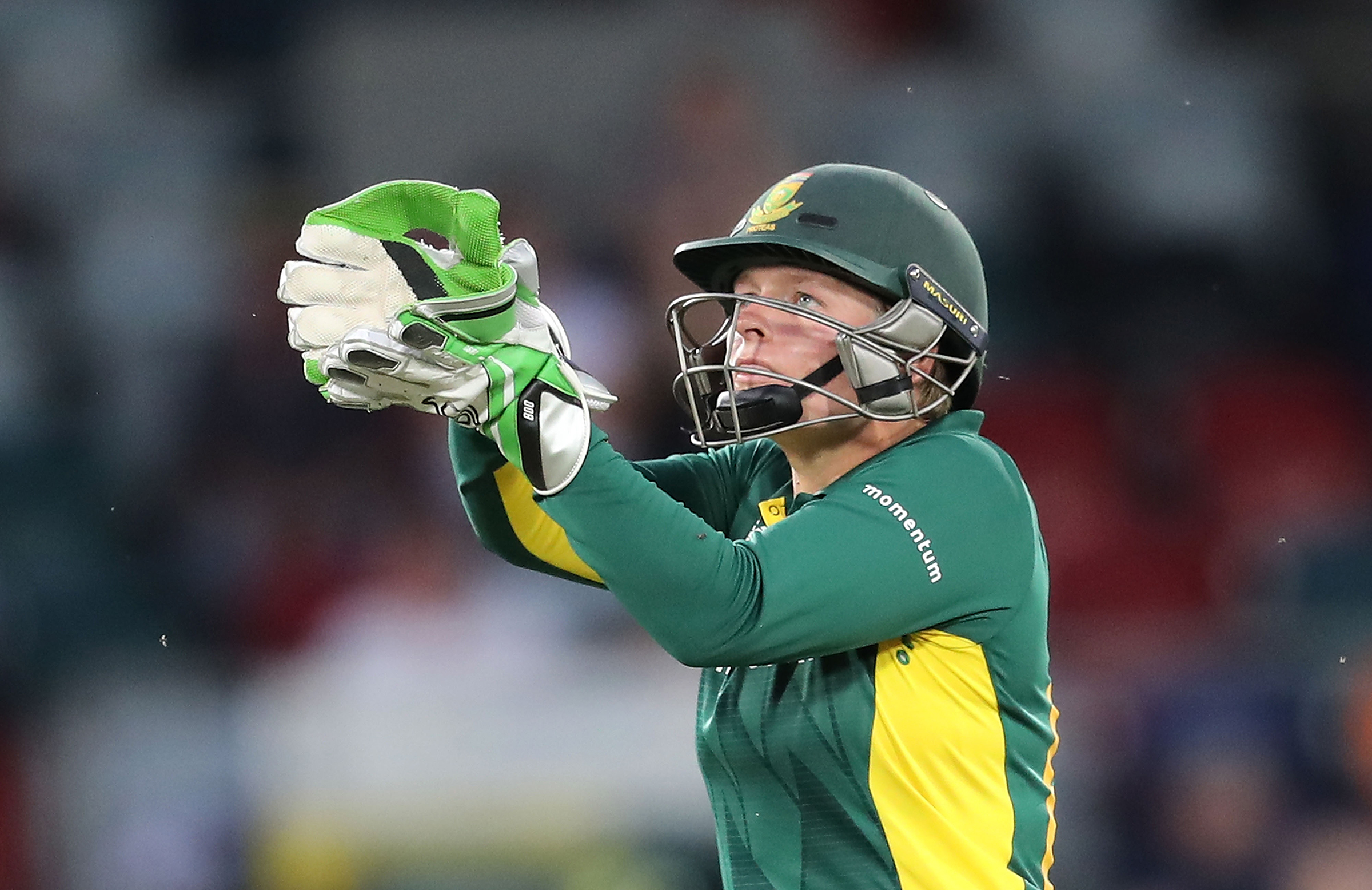 South Africa keeper Lizelle Lee has joined Melbourne Stars // Getty