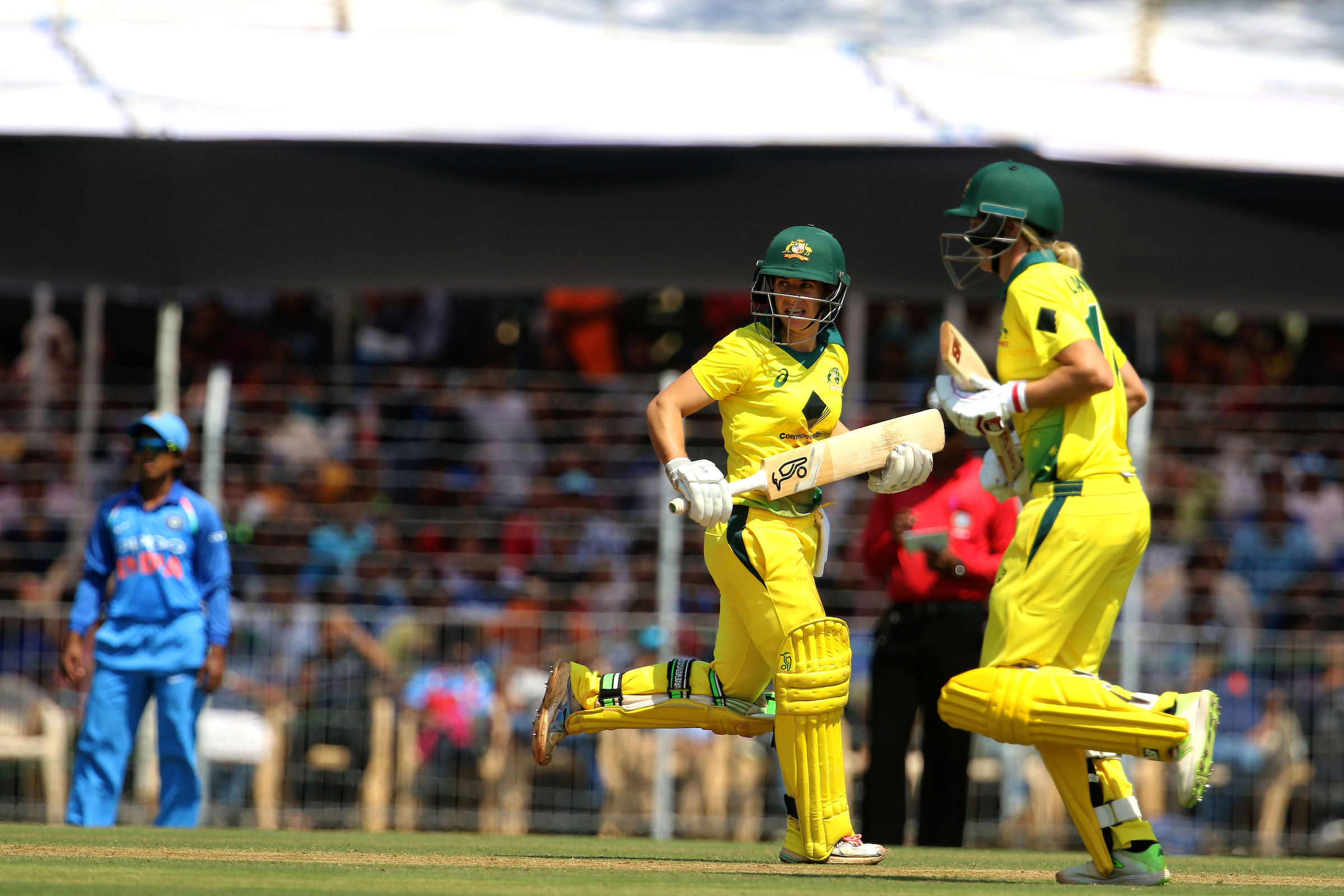 Bolton shared a key stand with Lanning // BCCI