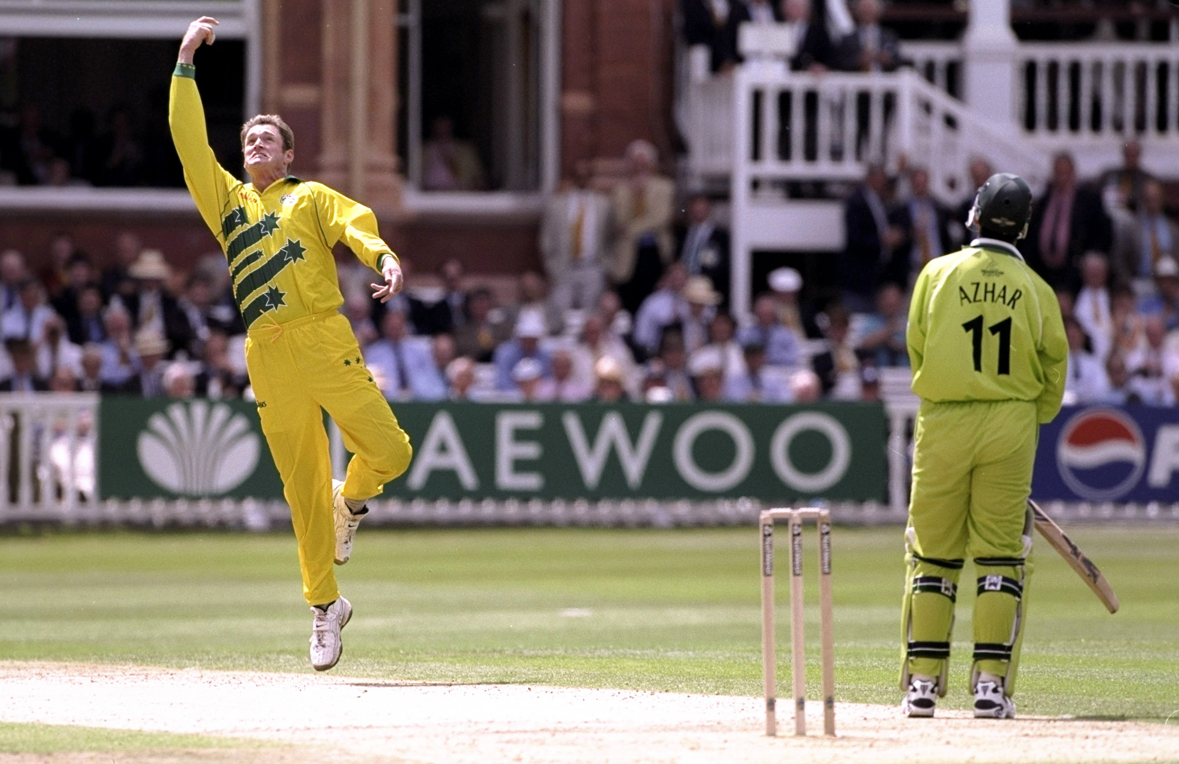 Moody played a crucial role in Australia 1999 Cup win // Getty