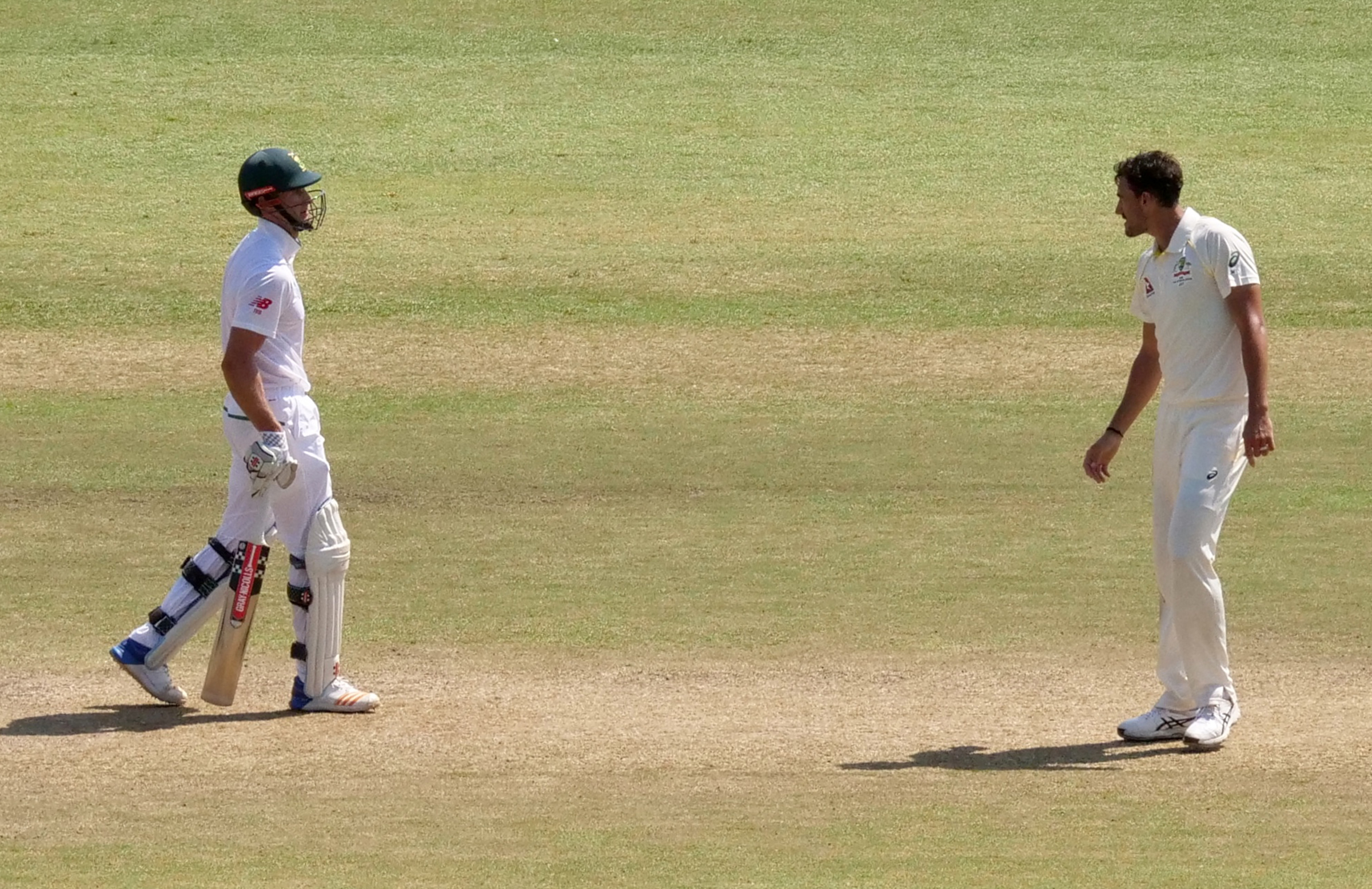 'Good day, sir!' // Cricket Network