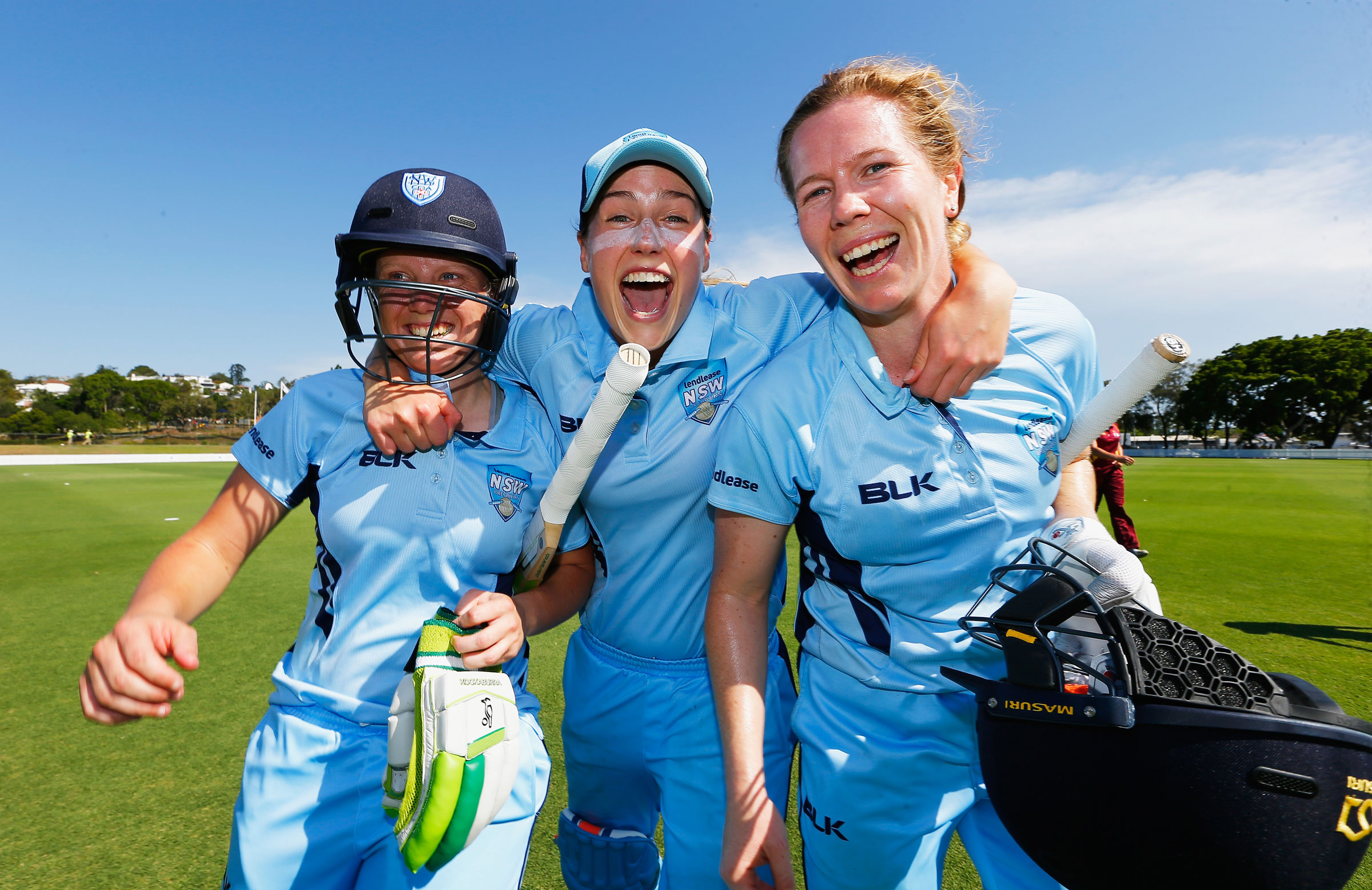 The Breakers won the 2016-17 WNCL title // Getty