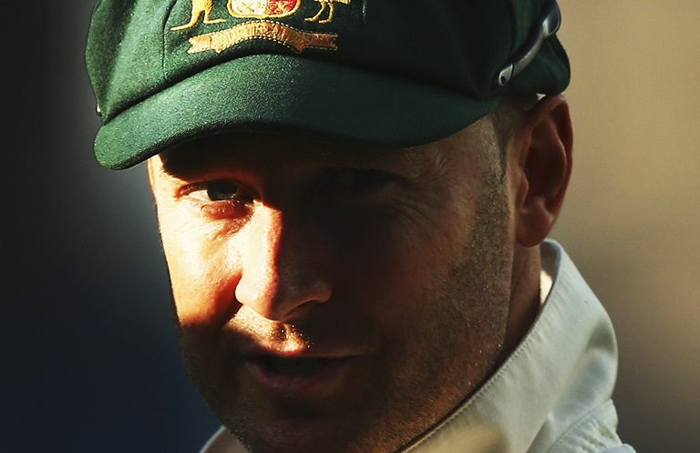 Michael Clarke's immediate future clouded // Getty Images