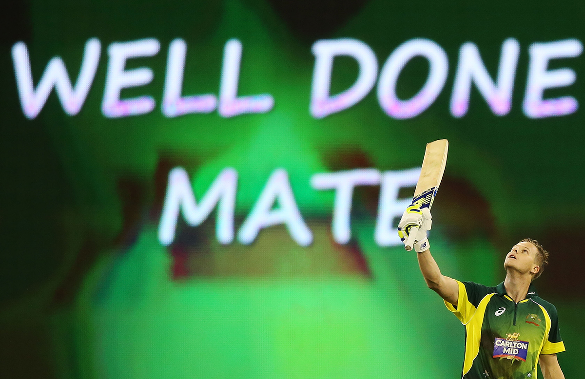 Steve Smith to lead Australia against India // Getty Images
