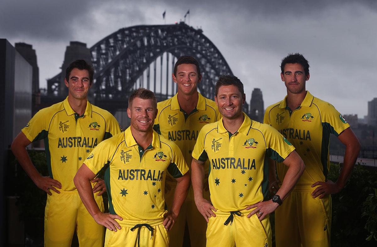 australia best team cricket jersey