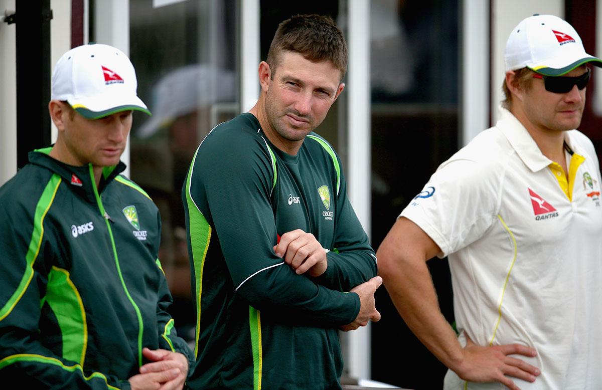 Northants v Australia day three Ashes 2015