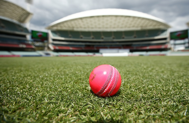 Pink ball sheffield shield adelaide oval