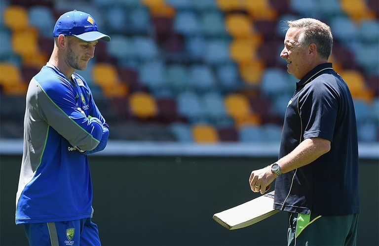 Ian Healy approves of Australia's World T20 keeper switch