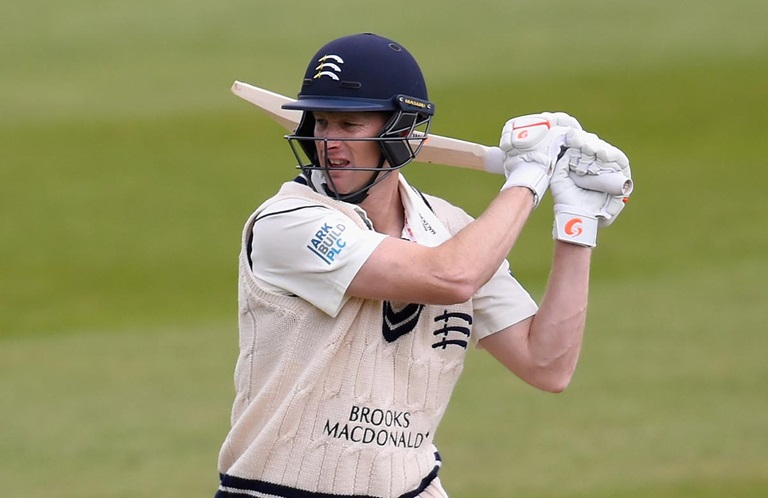 Adam Voges returns to Middlesex