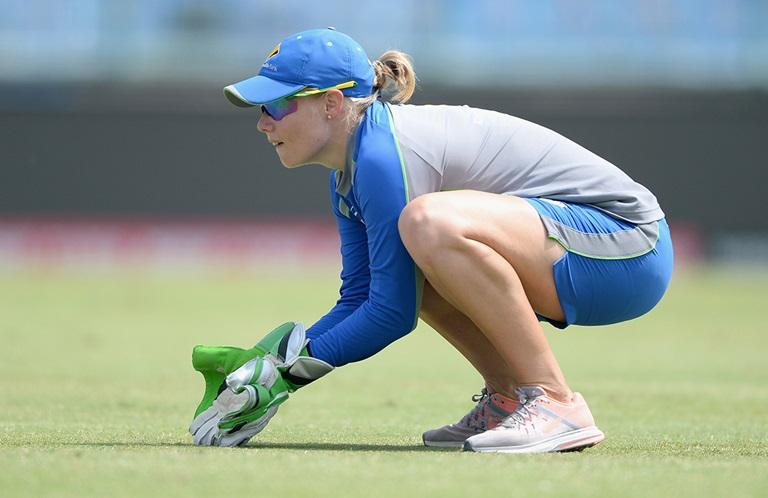 Alyssa Healy: Cricket.com.au