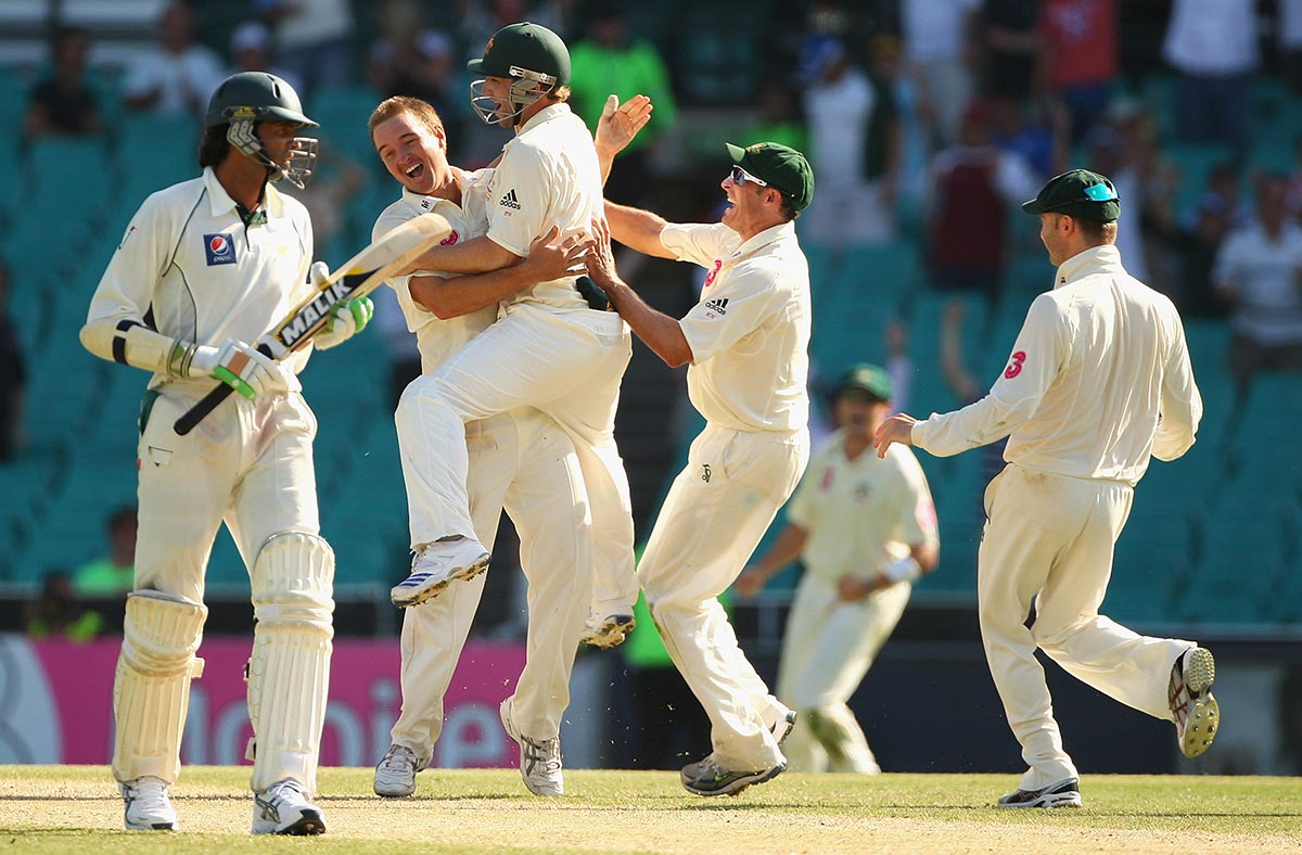 2016-17 Summer of Cricket