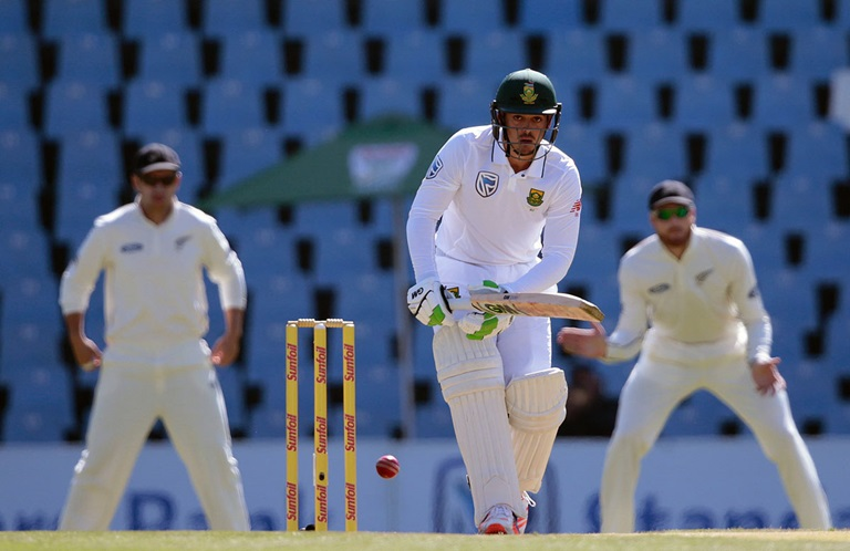 Image result for SA takes control of second Test