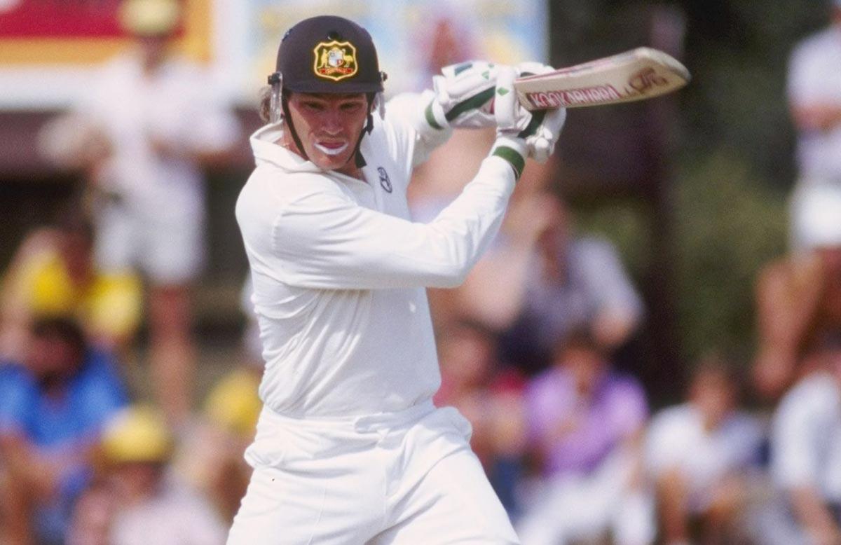 Dean Jones scored a famous double century in Madras // Getty