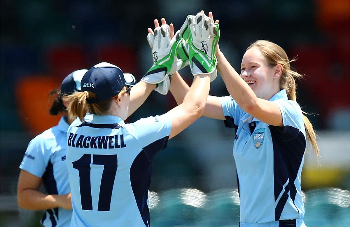 Landmark deals secures women's domestic cricket future // Getty