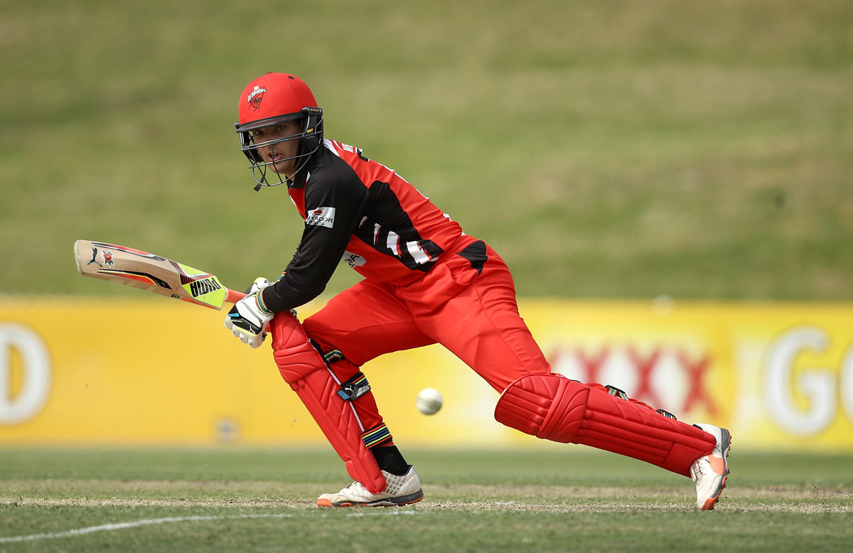 Alex Carey has signed on for BBL|06 // Getty