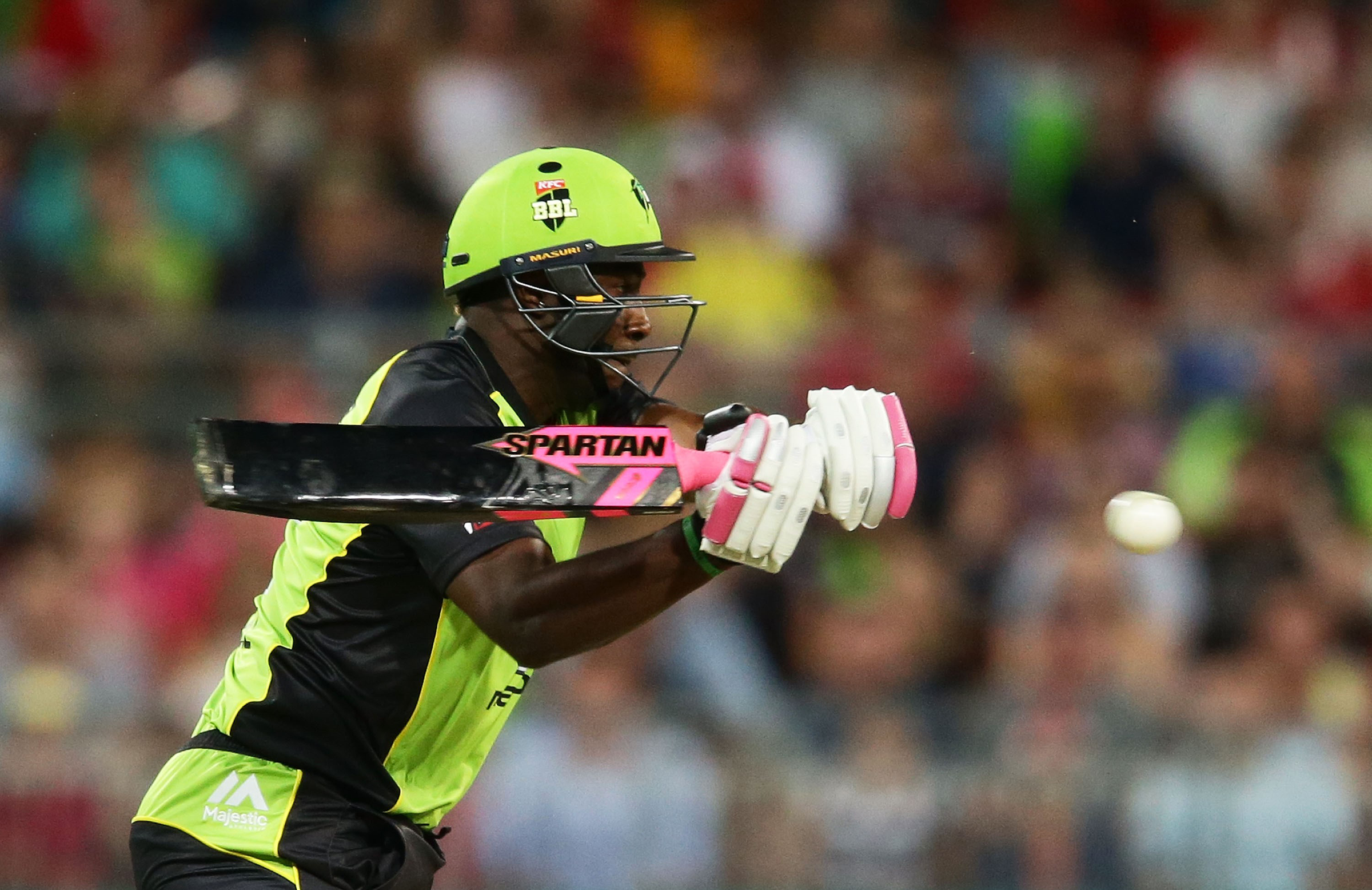 CA has confirmed that Russell's bat is within BBL regulations // Getty