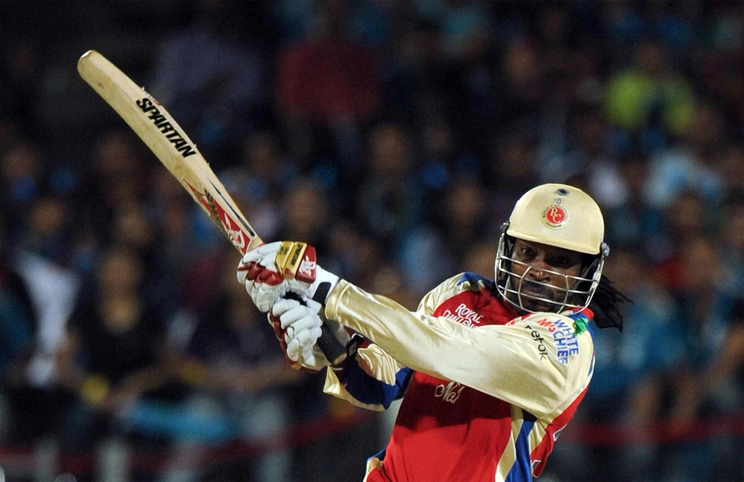 No.1 - Chris Gayle