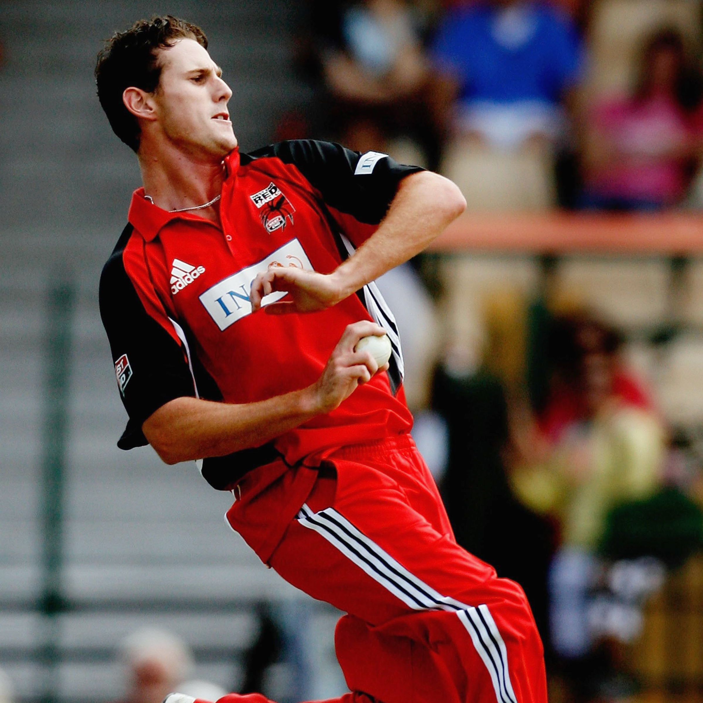 Tait was at his pomp for the Redbacks in the mid-2000s // Getty