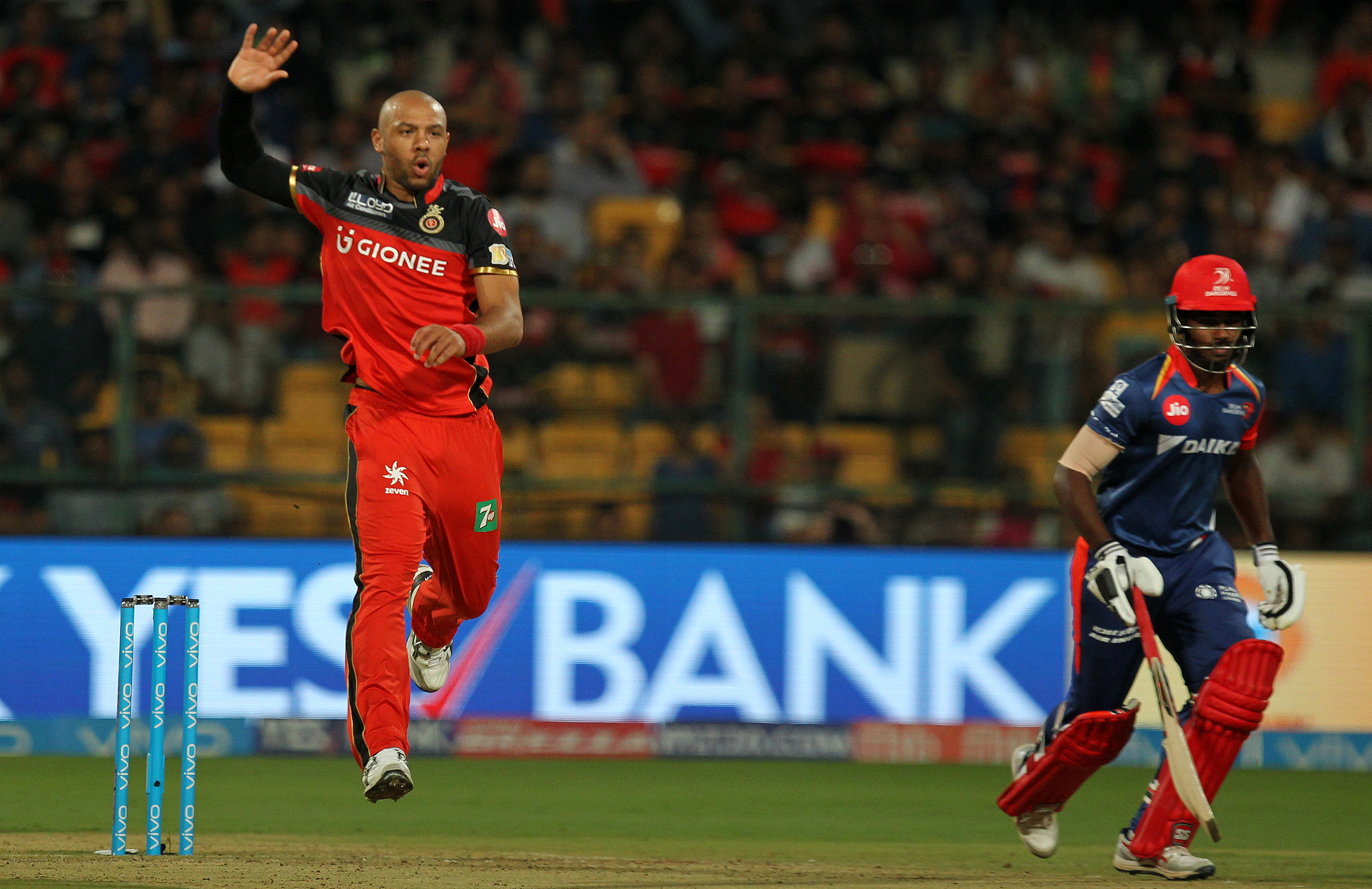 Mills was a big-money purchase for RCB in the recent auction // BCCI