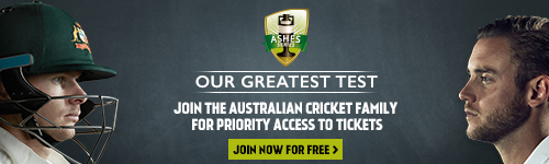 Join the Australian Cricket Family