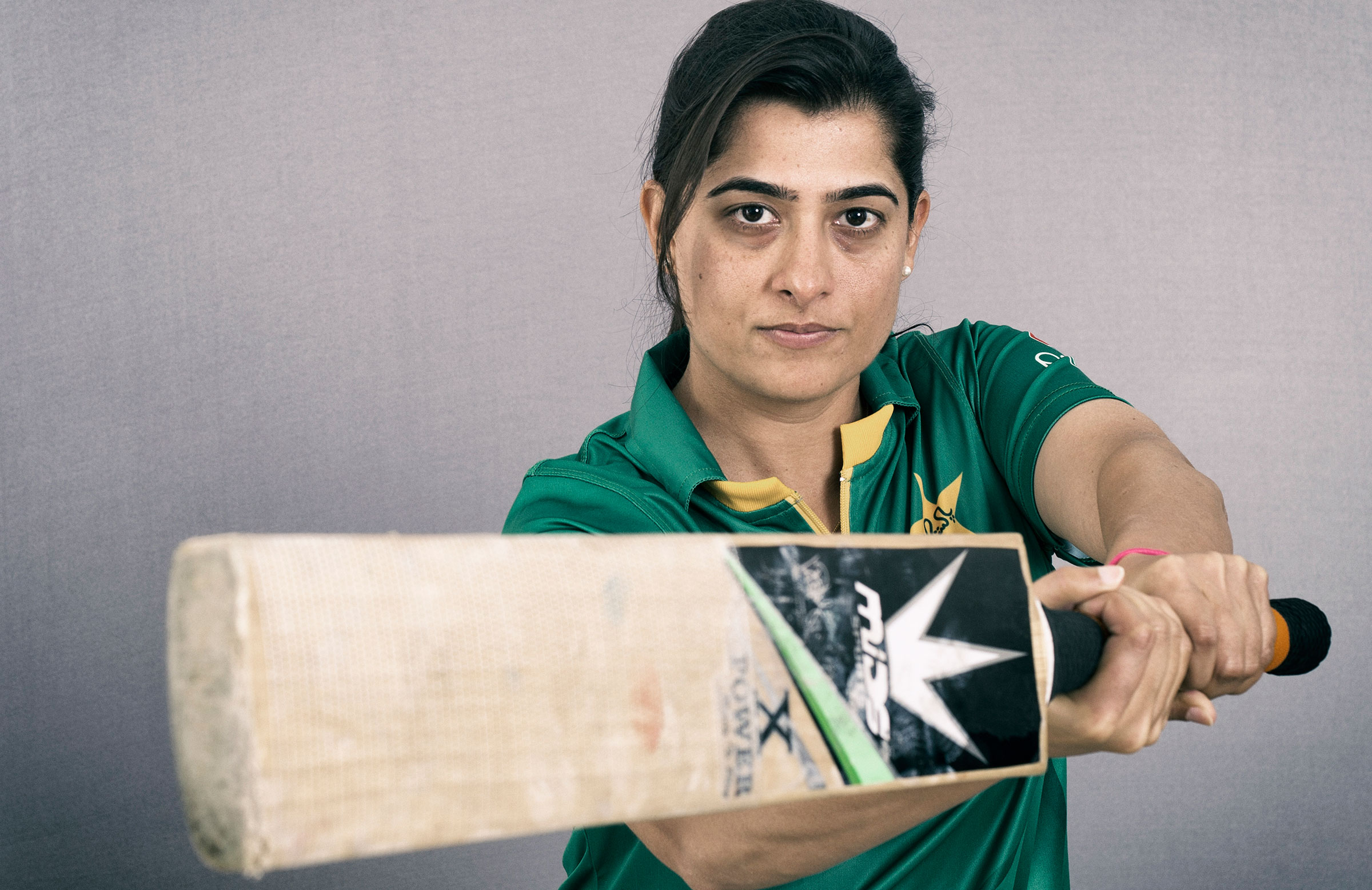 Sana Mir will skipper Pakistan // Getty