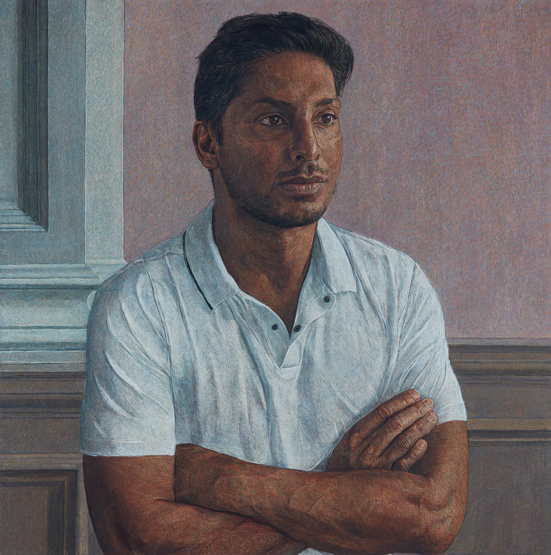Sangakkara's portrait to be hung in Lord's Pavilion // Anthony Williams