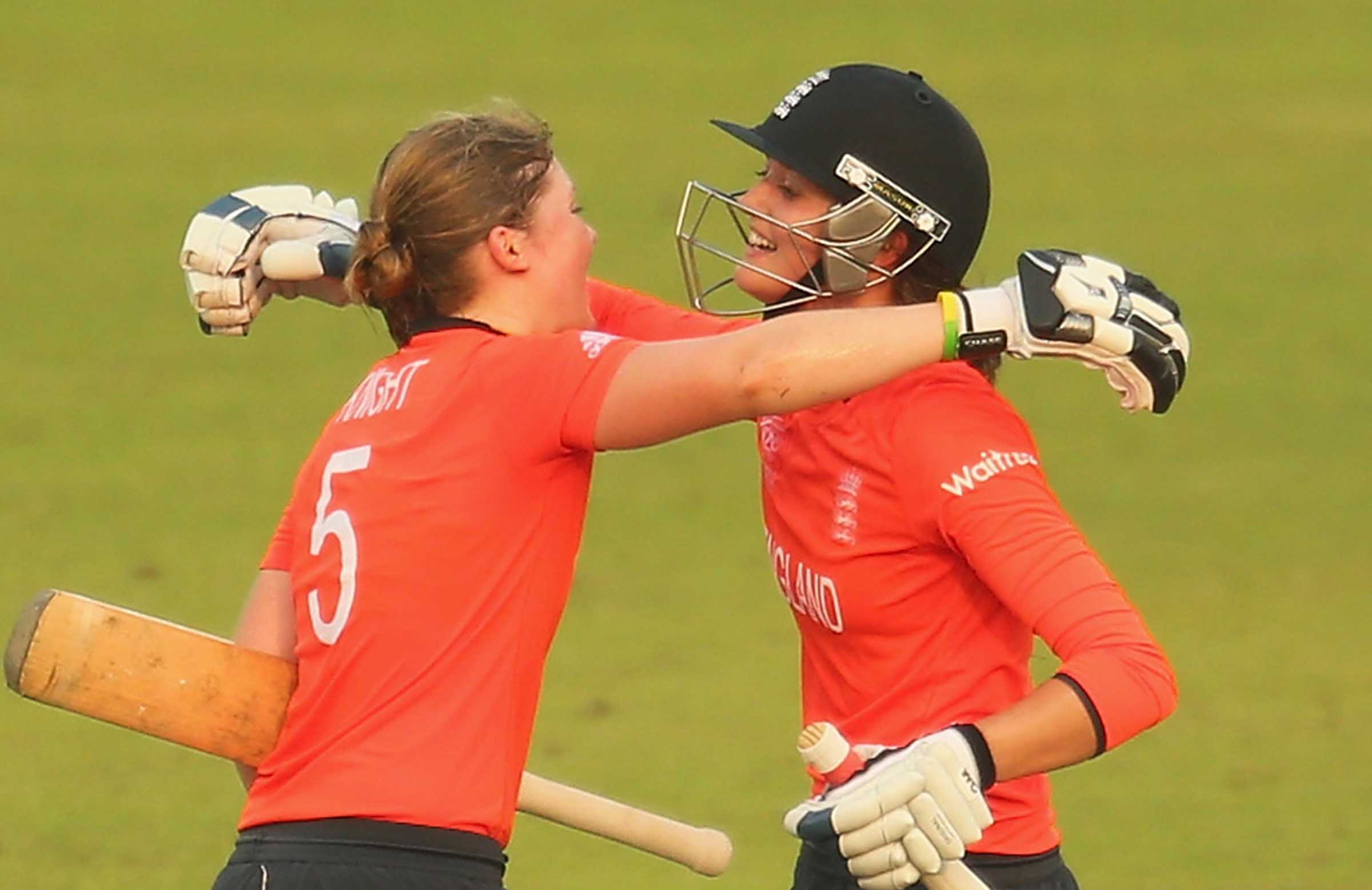 England superstars Heather Knight and Sarah Taylor have been included // Getty