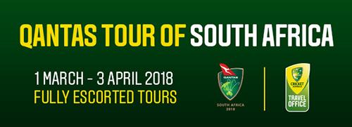 Visit cricket.com.au/travel for more information