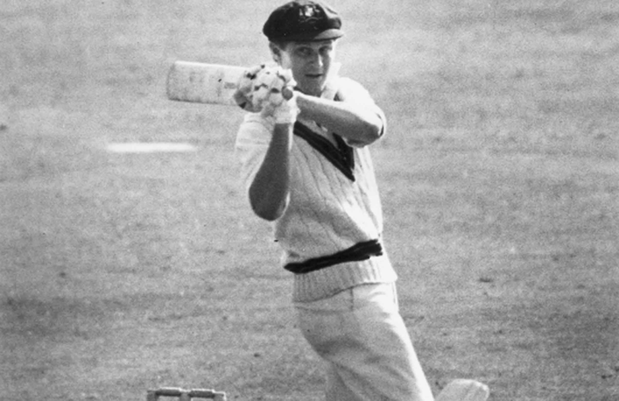 Cowper made history with the first triple hundred in Australia // Getty
