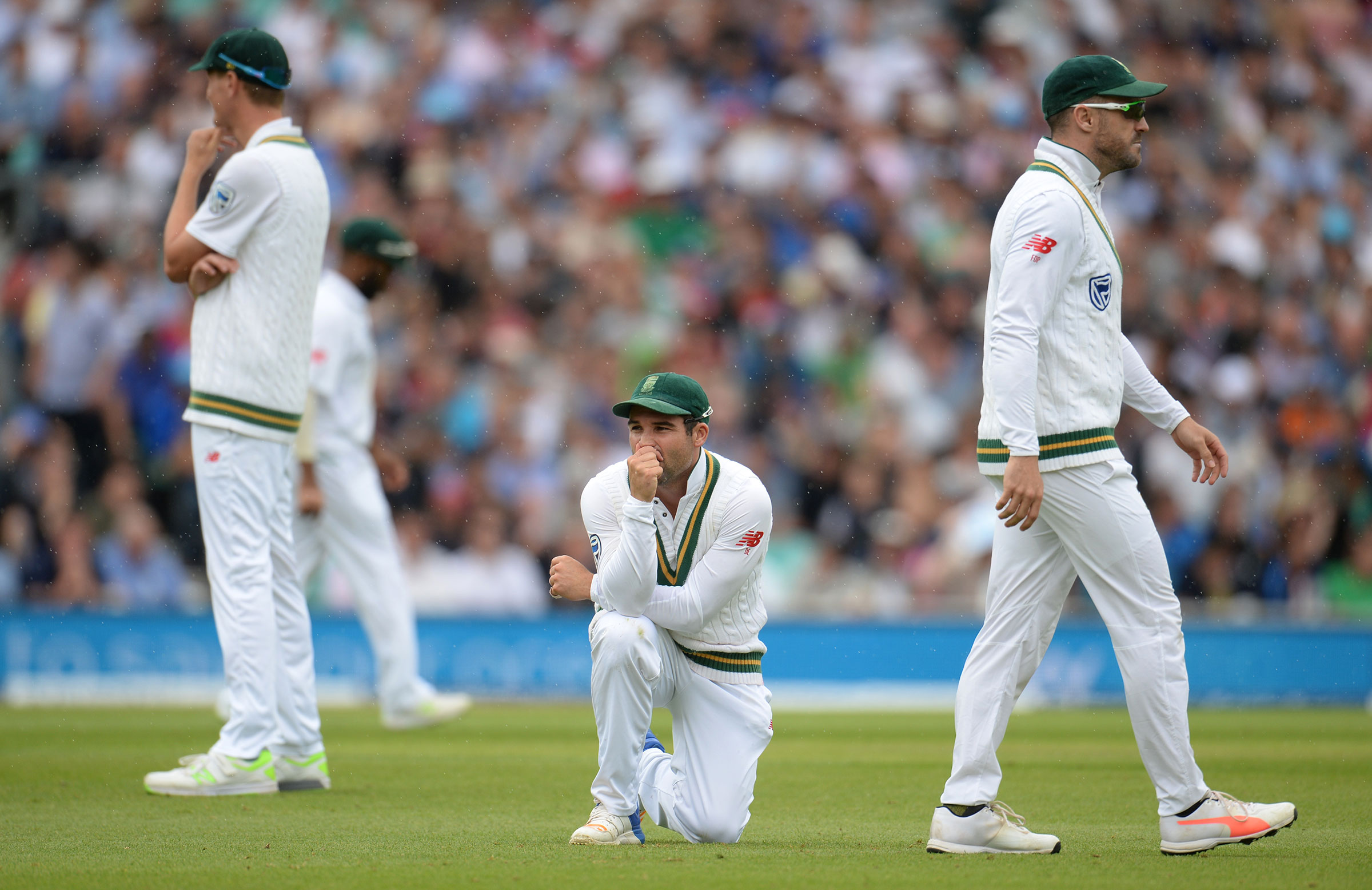 Elgar ponders letting Jennings off the hook // Getty Images