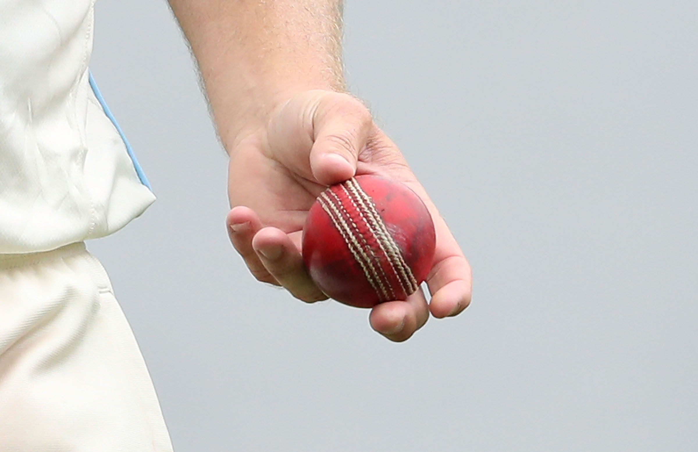 The Dukes ball will be used again in Shield cricket this summer // Getty
