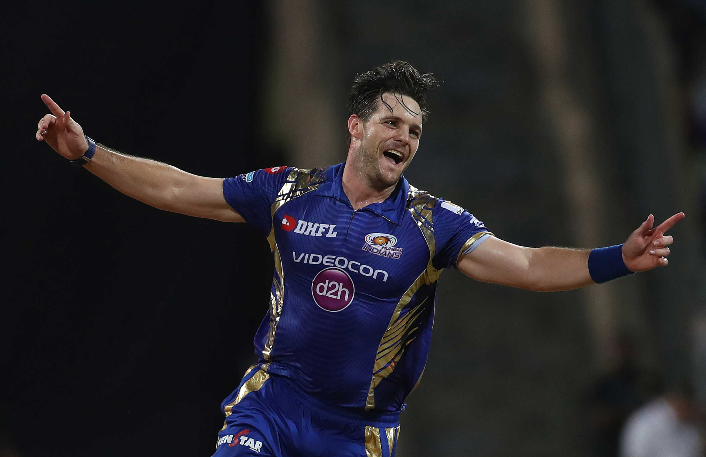 McClenaghan has 54 wickets at 24.61 in three seasons of IPL // BCCI