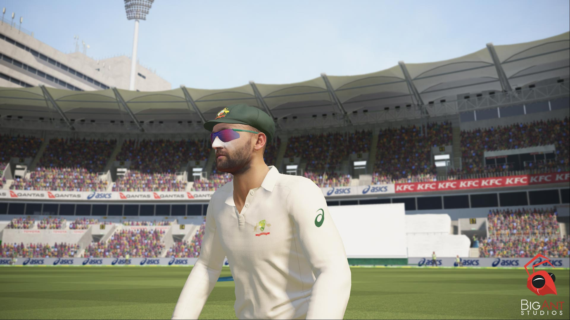 Ashes Cricket game revealed   cricket com au