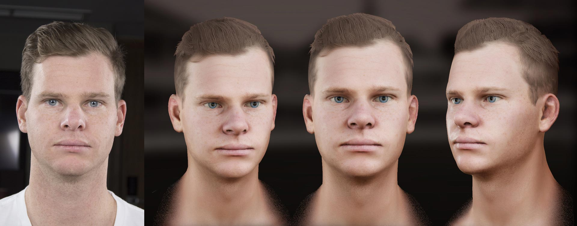 Steve Smith's video game transformation // Big Ant Studios
