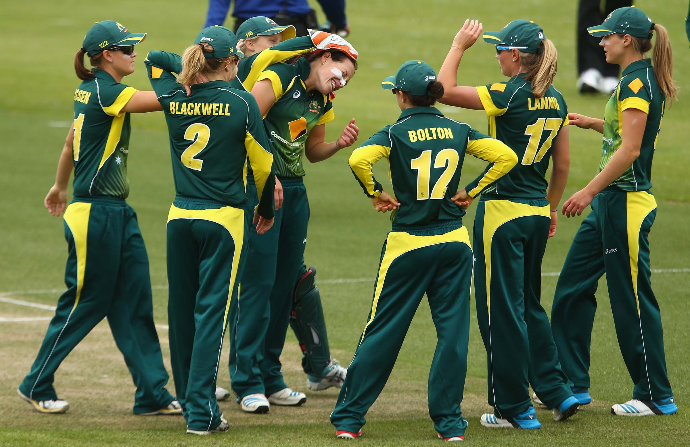 Schutt has been a regular wicket-taker for Australia // Getty