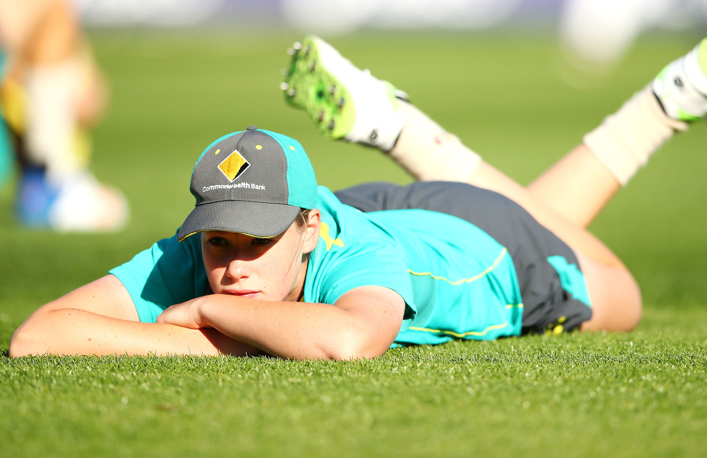 Attempting to juggle cricket and her studies wasn't easy for Cheatle // Getty