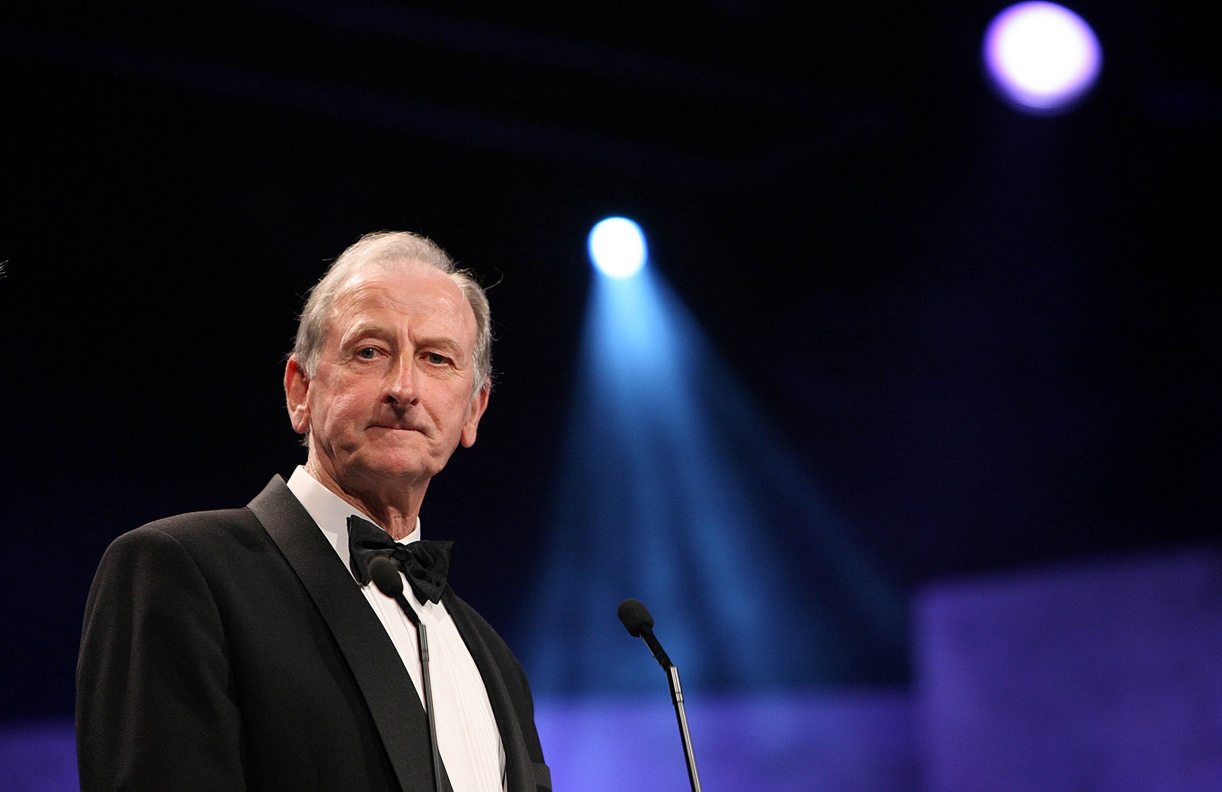 Lawry was inducted into the Australian Cricket Hall of Fame in 2010 // Getty
