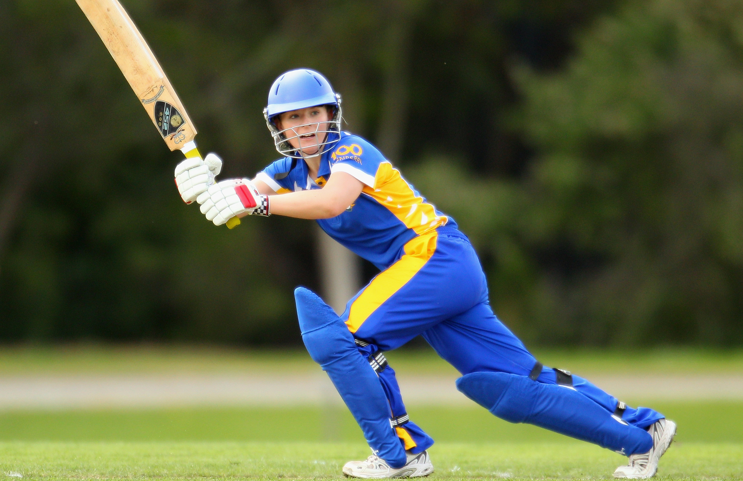 Mack typically opens for WNCL team ACT Meteors // Getty