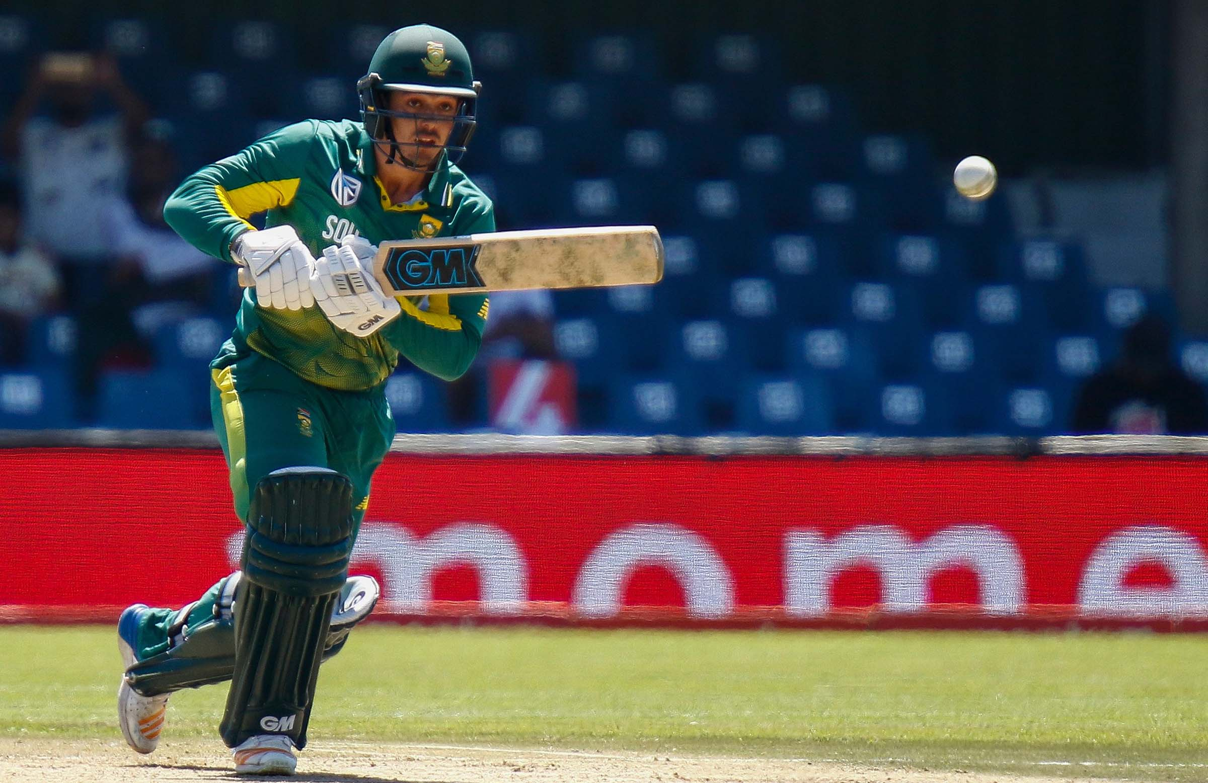De Kock had a very strong 2017, scoring two hundreds and seven fifties // Getty