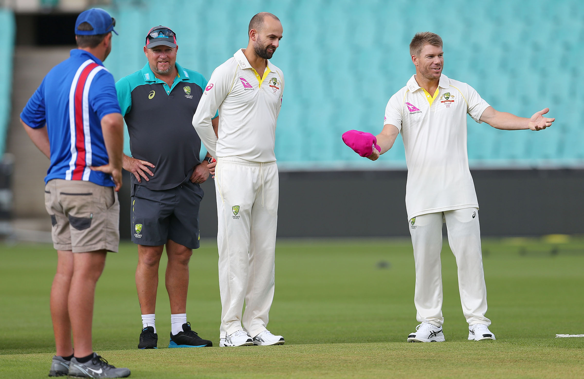 The SCG hasn't hosted first-class cricket since last summer // Getty