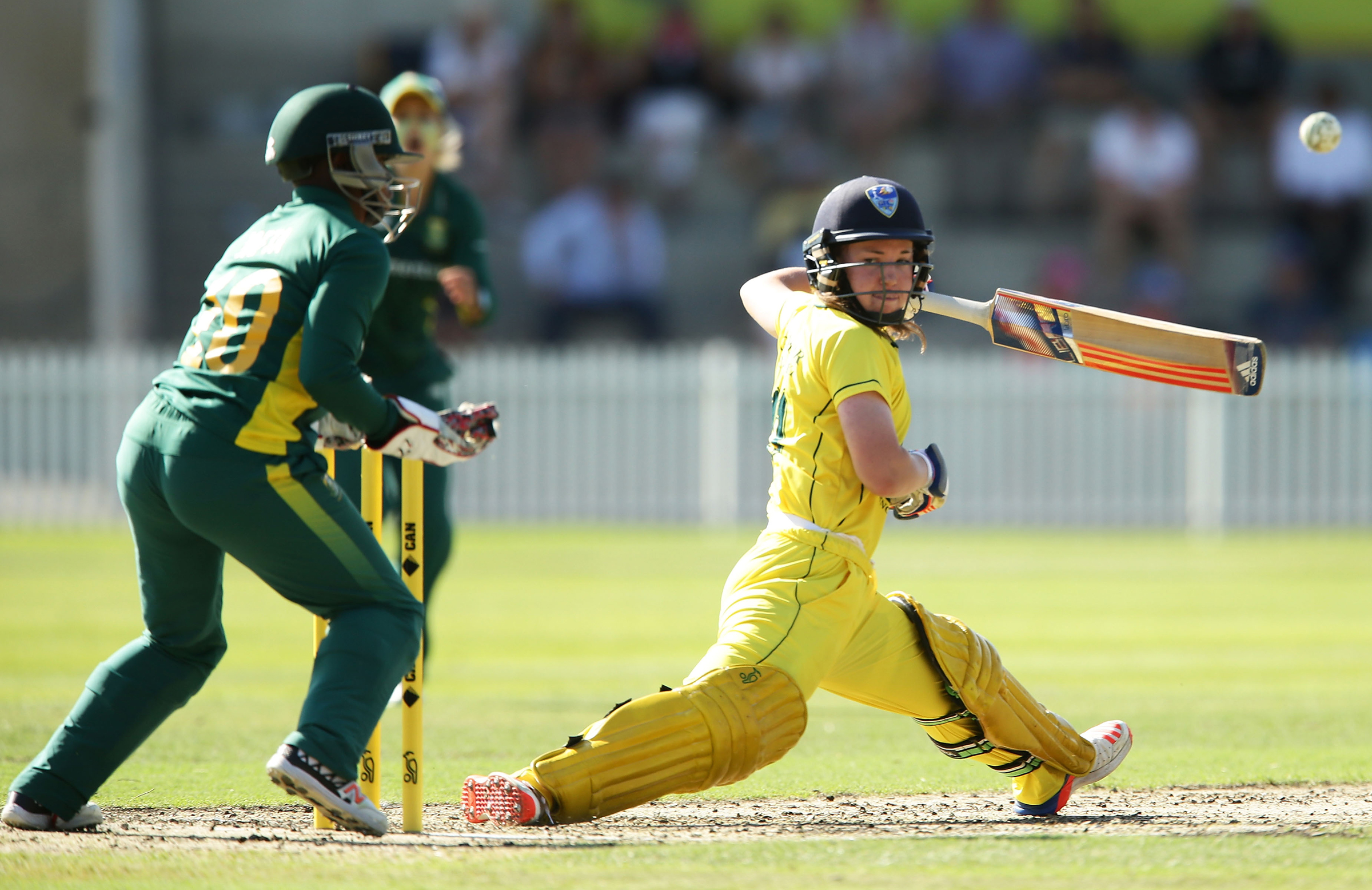 Trenaman was selected for the Governor-General's XI to face England in a tour match // Getty