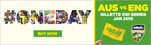 Buy your ODI tickets now