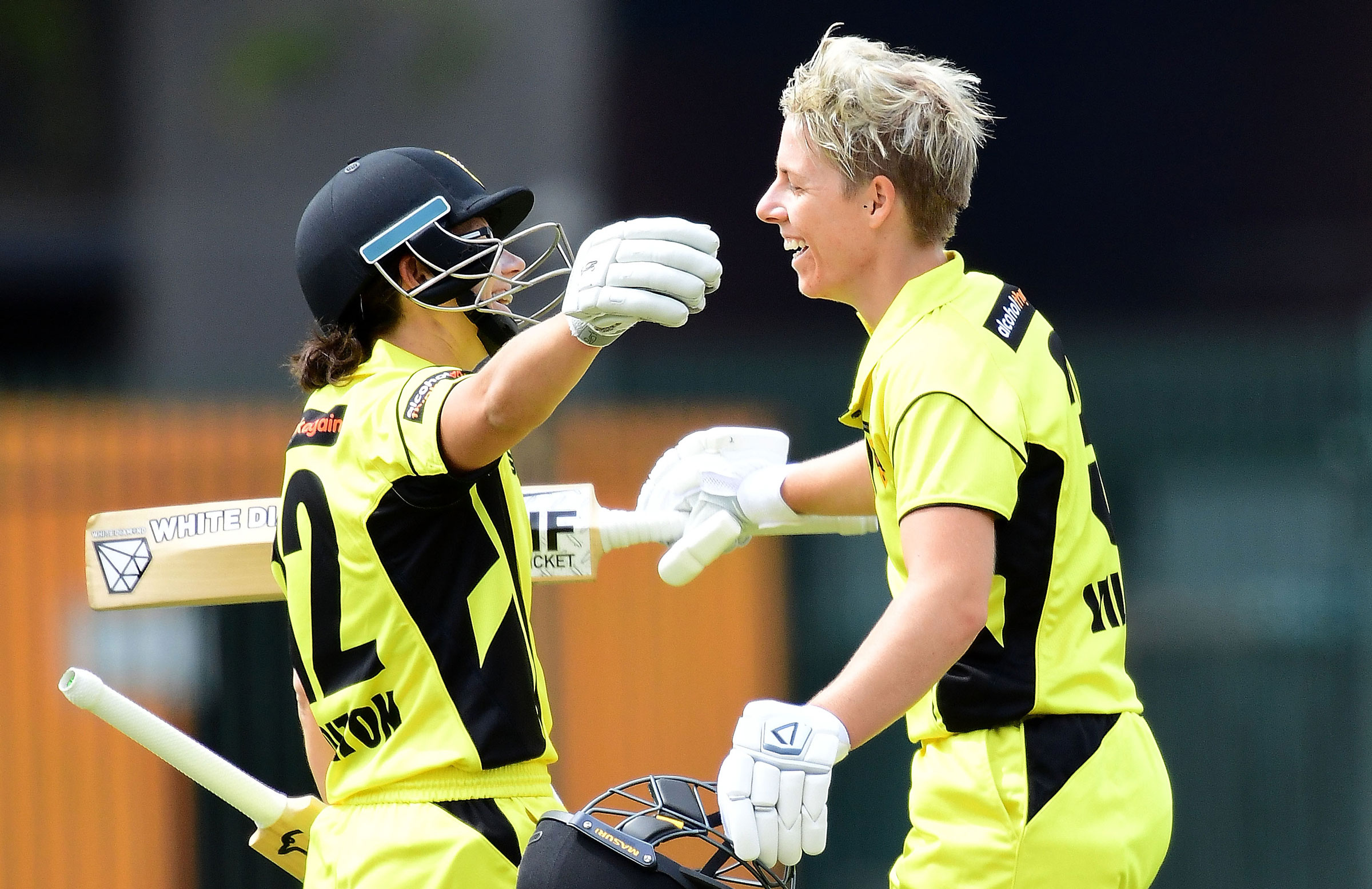 Bolton and Villani are the keys to the Fury batting line-up // Getty