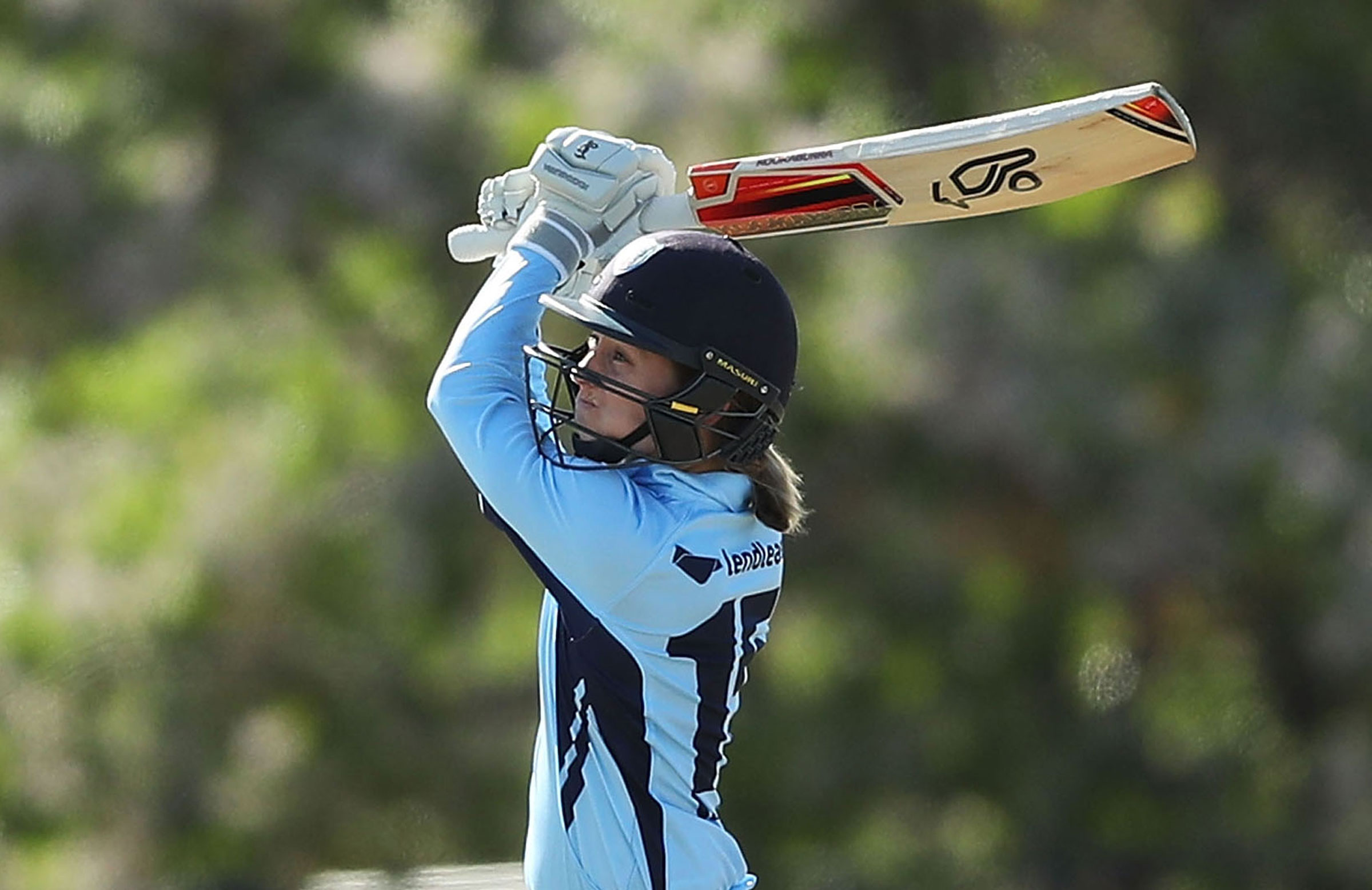 Rachael Haynes has been in form for NSW // Getty