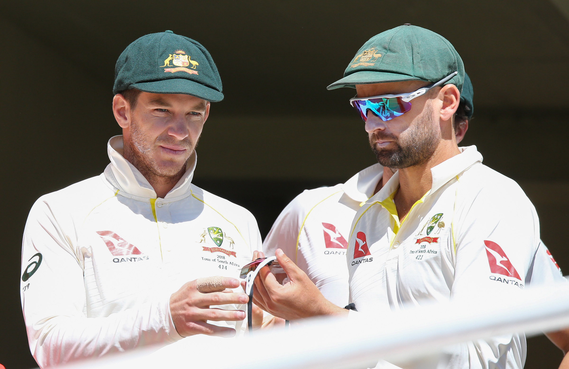 Paine is a highly-respected member of the Australian team // Getty