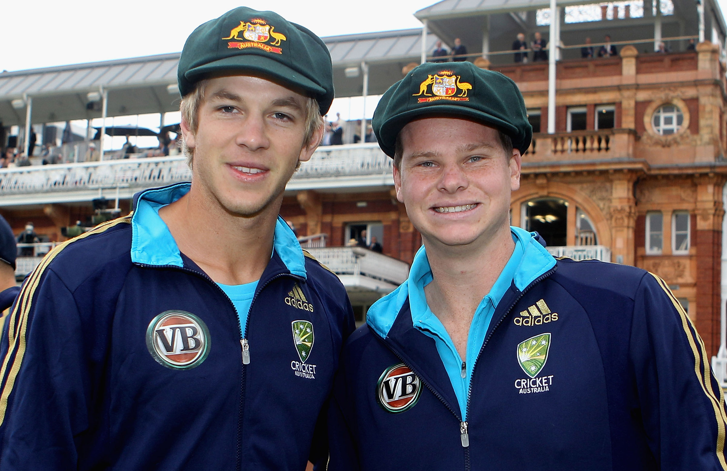 Paine and Smith make their debut together at Lord's in 2010 // Getty