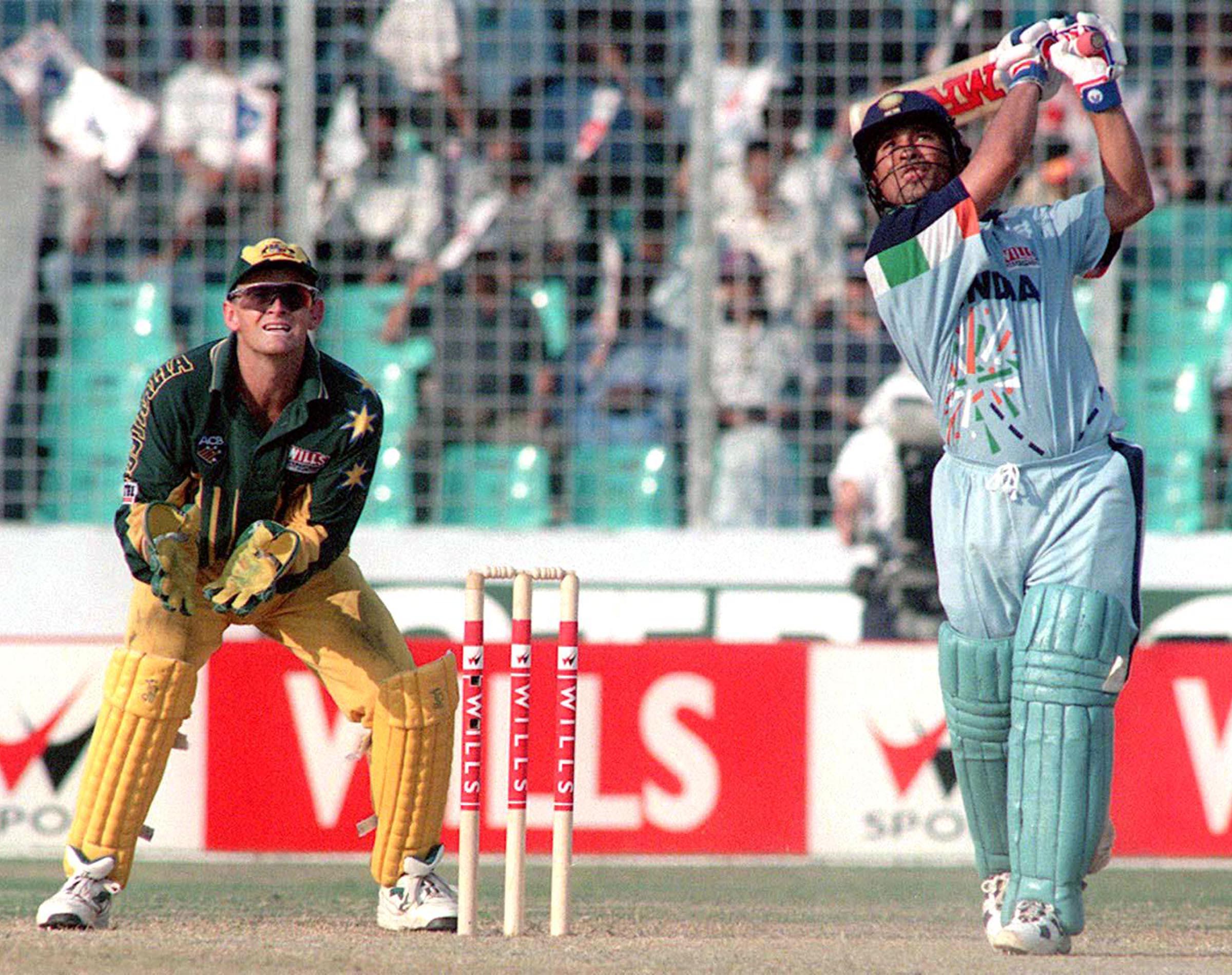 Sachin's stunning 'Desert Storm' | cricket.com.au