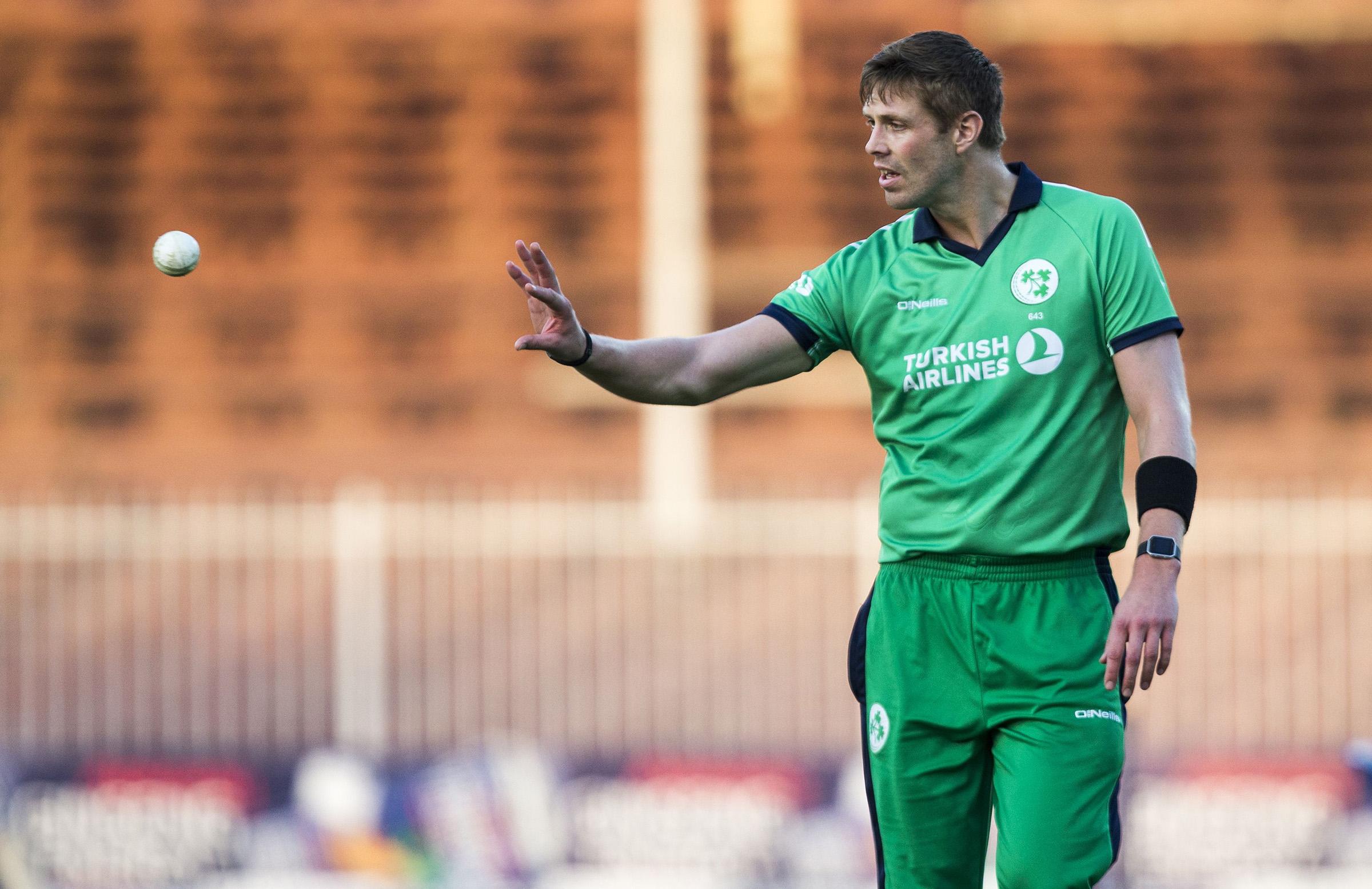 Rankin is back in the green of Ireland // Getty